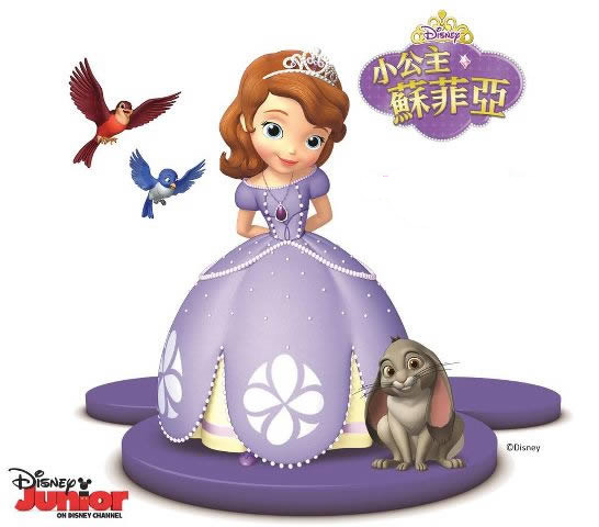 小公主苏菲亚剧场版